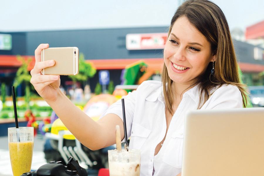 Selfie como password para banca en línea