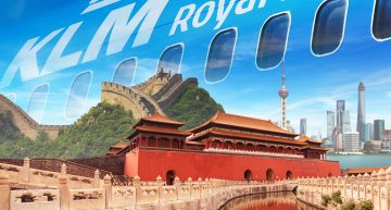 KLM y China Eastern Airlines anuncian alianza