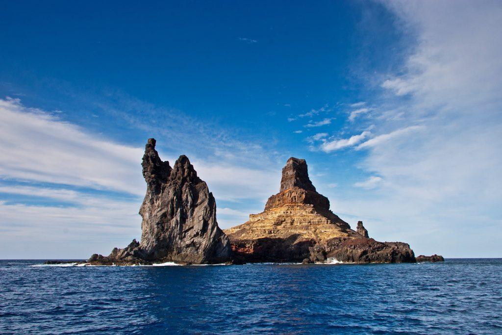 Archipielago de Revillagigedo: San Benedicto Island