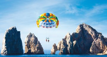 Los Cabos, destino entre dos mares
