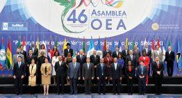 México, sede de la Asamblea General de la OEA
