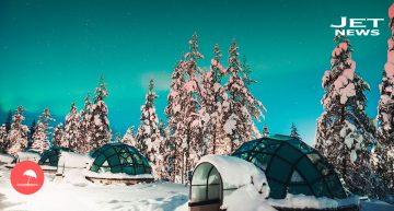 Los domos para hospedarse más impresionantes del mundo
