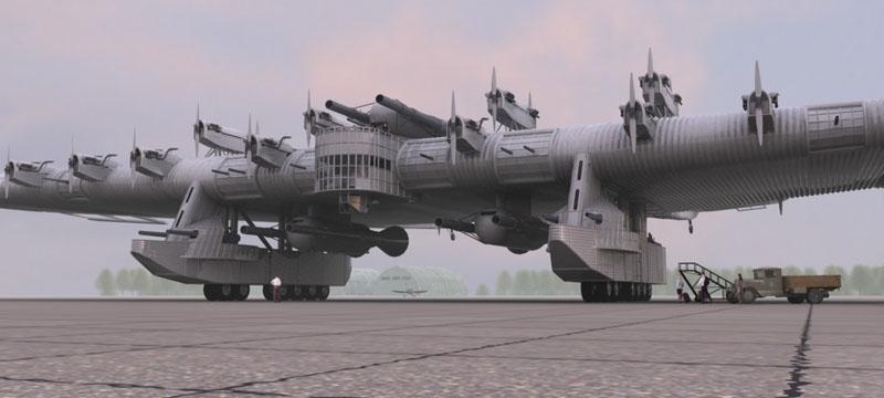 Fortaleza voladora Kalinin K7 2 PORTADA