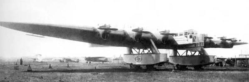 Fortaleza voladora Kalinin K7 2