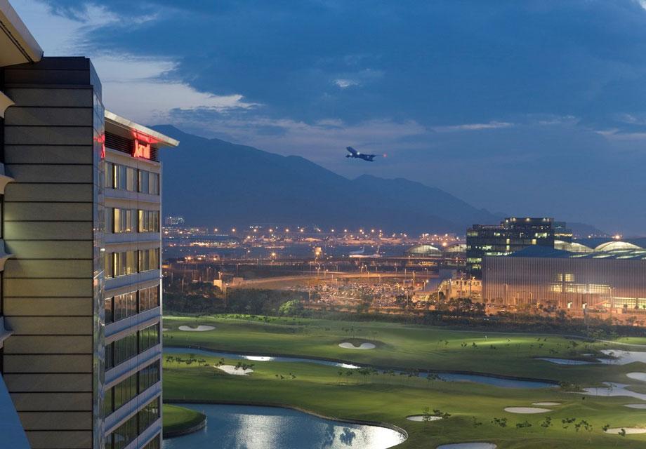 HONG KONG INTERNATIONAL AIRPORT 6