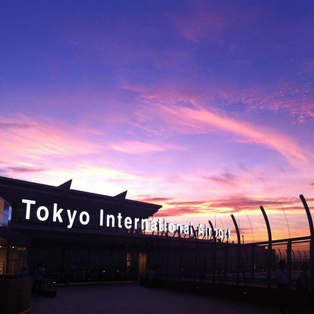 TOKYO HANEDA INTERNATIONAL AIRPORT 4