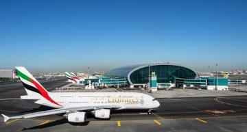 Aeropuerto de Dubai rompe récord de visitantes