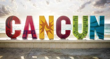 Cancún destino preferido para vacacionar