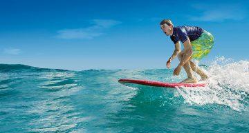 Surf en República Dominicana