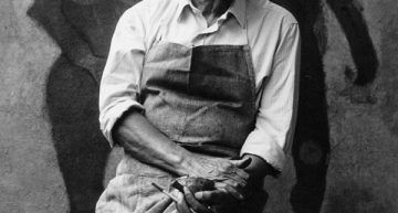 Retrato Rufino Tamayo