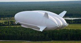 Airlander 10 la aeronave más grande del mundo emprende el vuelo