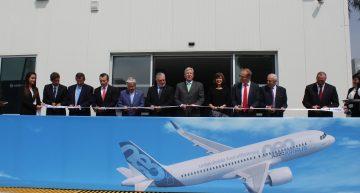 Airbus inaugura su primer centro de formación