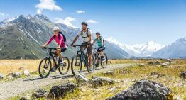 Nueva Zelanda en bicicleta