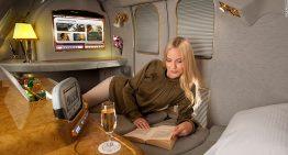 10 amenidades que hacen de un vuelo un lujo