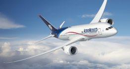 60 aviones de Aeroméxico serán equipados con la última tecnología