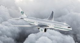 Crystal Cruises adquiere un Boeing 777-200LR