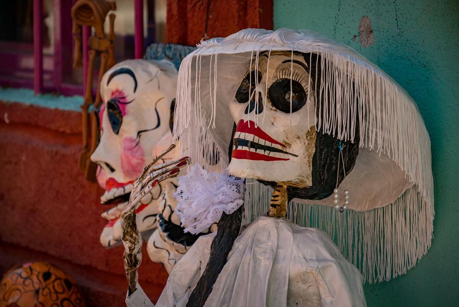 Dia de Muertos - San Miguel de Allende, Mexico