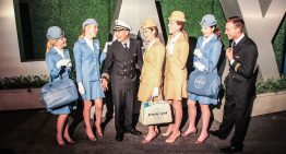 Vuelve la época dorada de la aviación con Pan Am