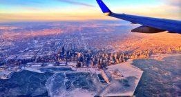 Los mejores destinos para volar en diciembre