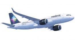 Volaris estrena el A320neo