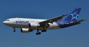 Aerolínea Transat incrementa presencia en México