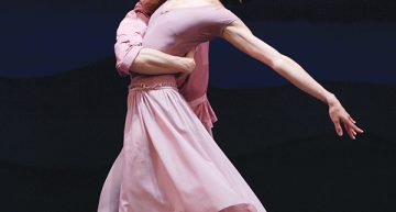 Ballet Nacional de Holanda. Angela Sterling