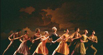 Ballet Nacional de Holanda. Deen van Meer