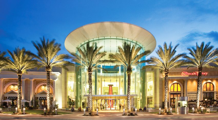 The Millenia Mall