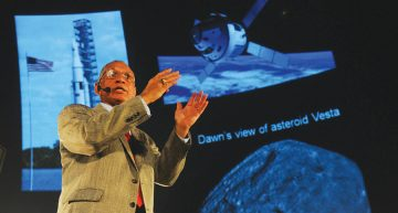 Charles Bolden, jefe de la NASA