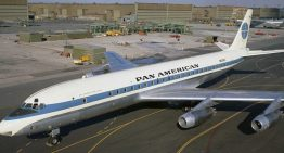 La era dorada de la aviación comercial