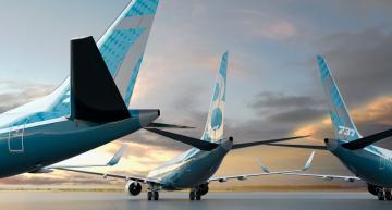 Familia Boeing