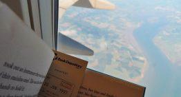 Como sobrevivir a los vuelos largos