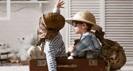 10 prácticos consejos para volar con niños
