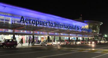 Principales aeropuertos de México
