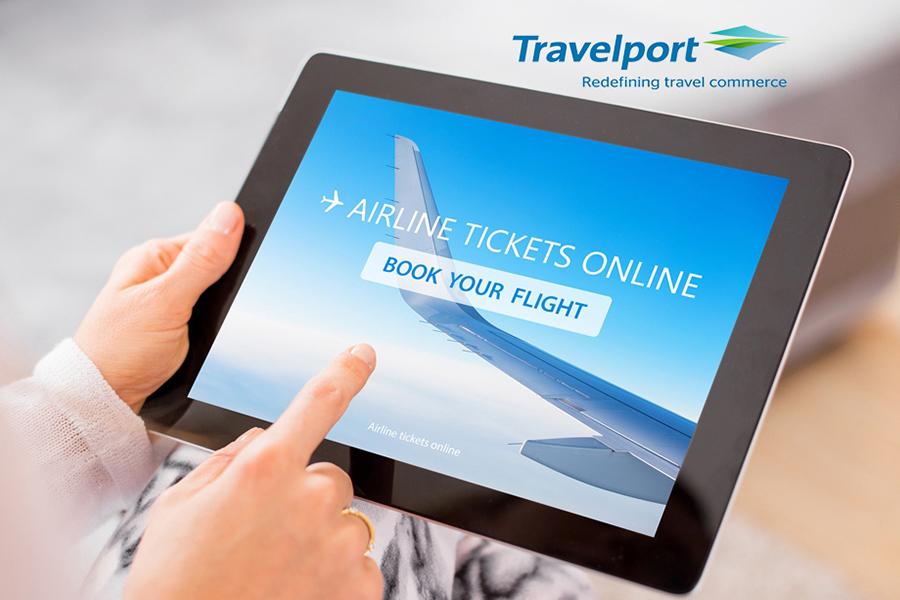 Travelport líder en la comercialización aérea