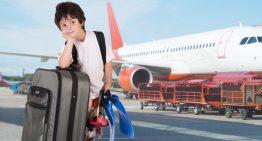 Como hacer la maleta de los niños