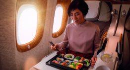 Alimentos que sirven las aerolíneas