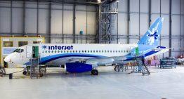 Interjet envió 11 Superjet 100 a tierra