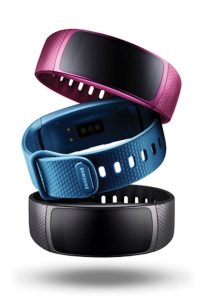 Gear fit 2 de Samsung