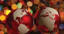 La cena de Navidad en el mundo