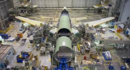 Se da inicio al ensamble del nuevo Airbus Beluga XL