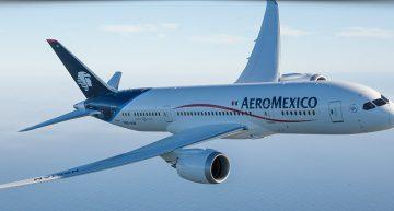 Aeroméxico anuncia nueva ruta a Corea del Sur