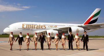 Por decreto de Trump, Emirates cambia tripulación que vuela a Estados Unidos