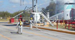 Garantizan seguridad en terminales de ASA