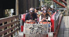 Six Flags presenta la primer roller coaster con realidad virtual