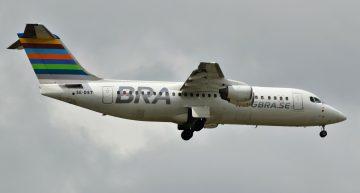 El primer vuelo de un ATR utilizando biocobustible