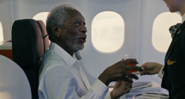 Morgan Freeman nos invita a volar en Turkish Airlines