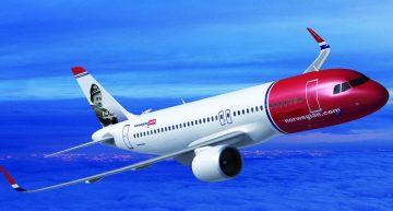 Norwegian inicia sus vuelos a Estados Unidos con licencia irlandesa