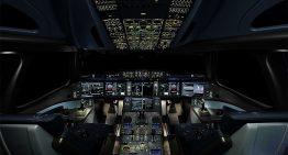 Lufthansa y A350-900 debutan ante el mundo con su iluminación