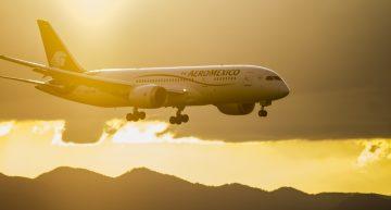 La flota aérea comercial mexicana tiene 380 aeronaves para este año